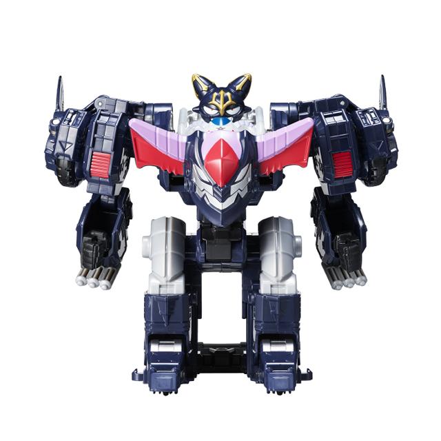 MEGACOMBO Transformer Robot DANTE MEGAROID TOY MONKART